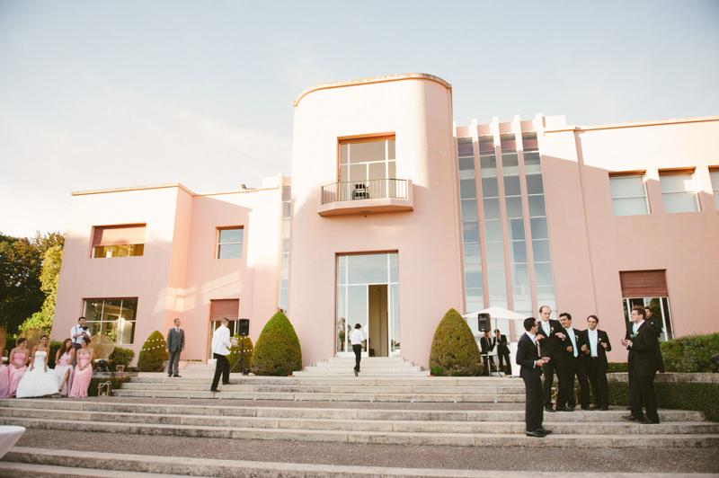 Wedding in Portugal - Sofia and Nuno in Serralves 080
