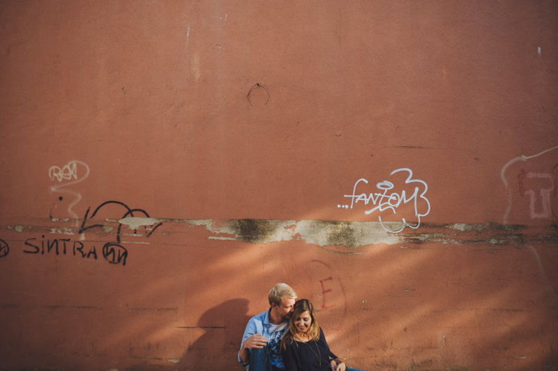 Ina and Flo in Lisbon 05