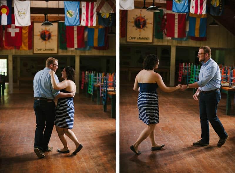 06 Susannah and Jacob at Camp Wayfarer