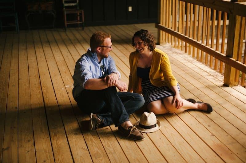 10 Susannah and Jacob at Camp Wayfarer