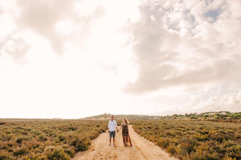 Sarah and Matt engagement session in Algarve 15