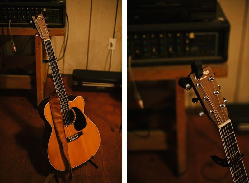 Martin guitar Tiffany Thompson