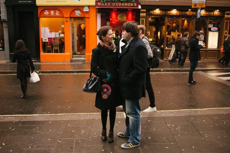 116 Mariana & Roger engagement photographer London