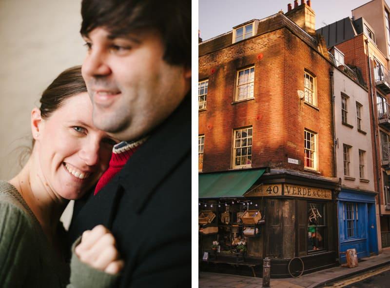 162 Mariana & Roger engagement photographer London