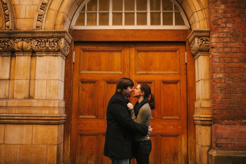 167 Mariana & Roger engagement photographer London