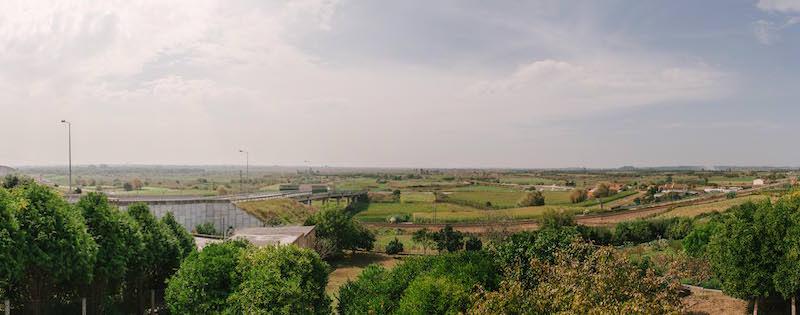 Vista panorâmica Bioria