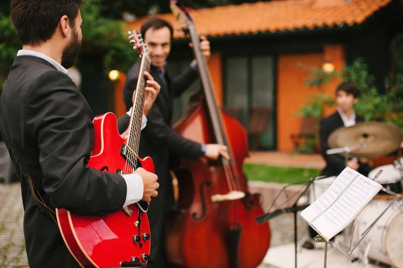 Música em casamentos