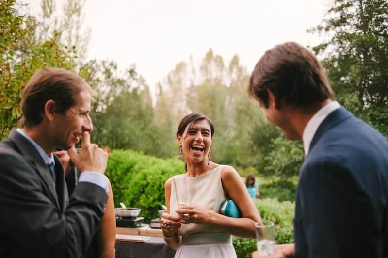 Diversão em casamentos