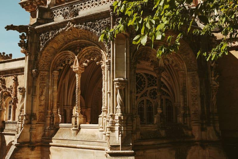casamento palácio do buçaco