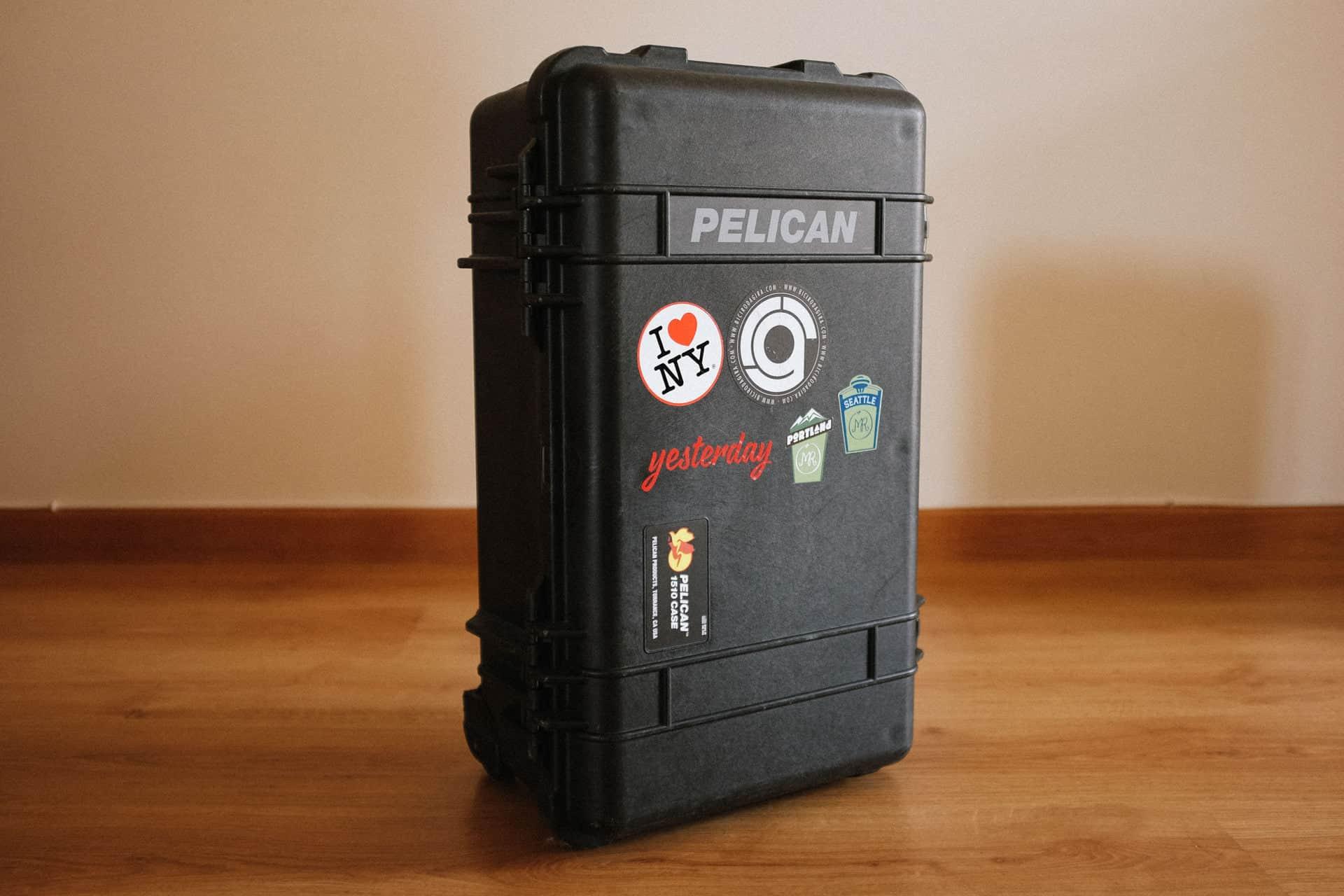 Pelican 1510 hard case