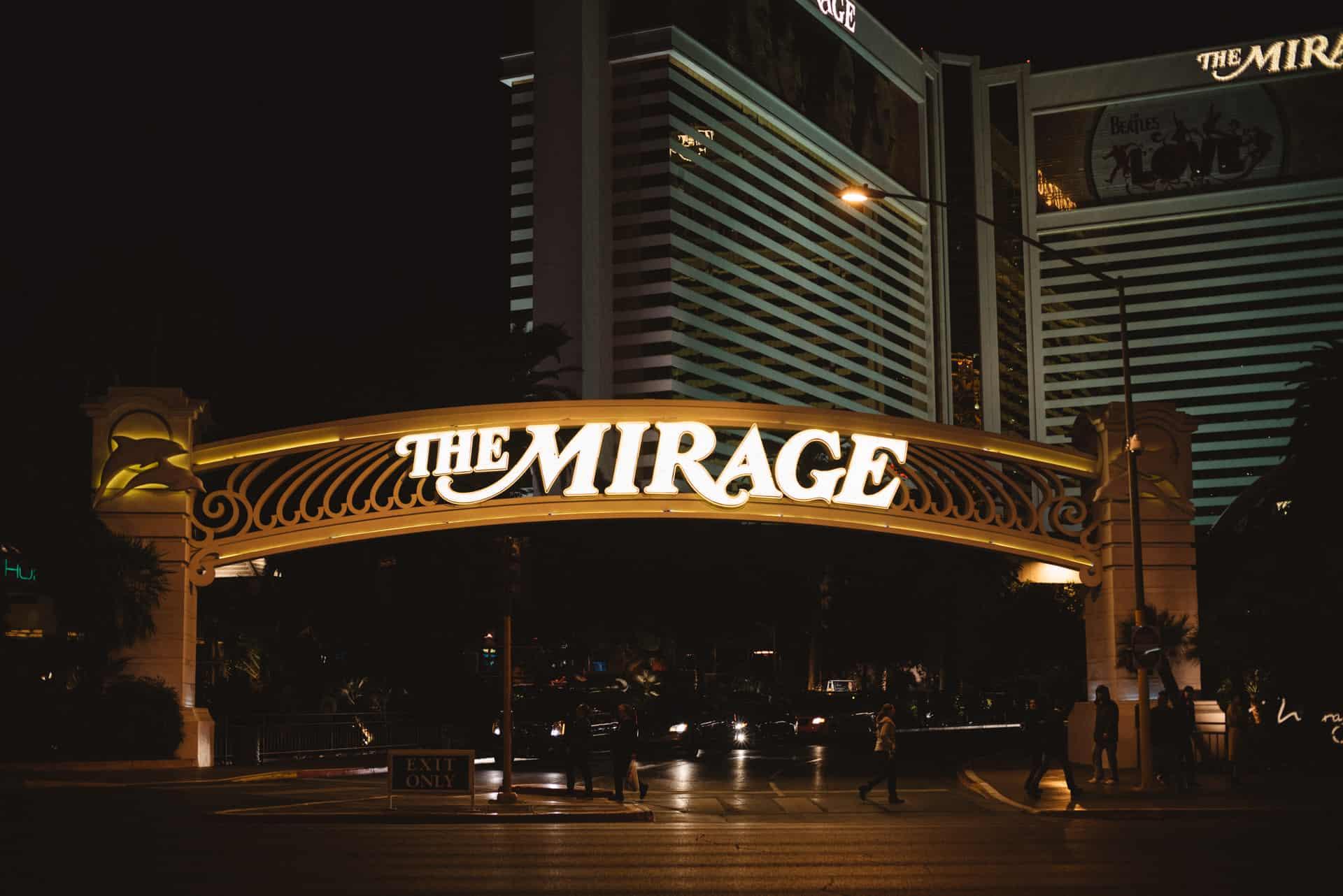 USA trip Las Vegas