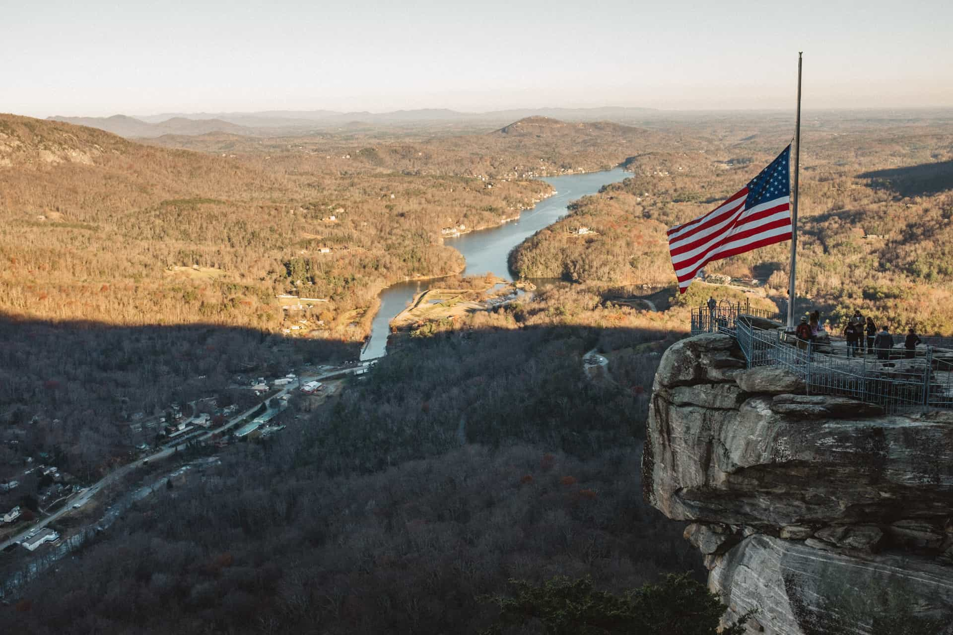 Chimney rock photographer