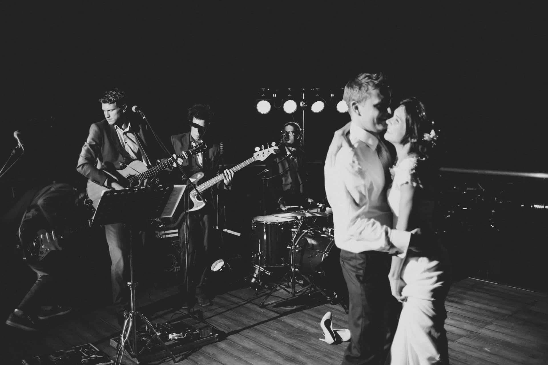 The Originals Algarve wedding band