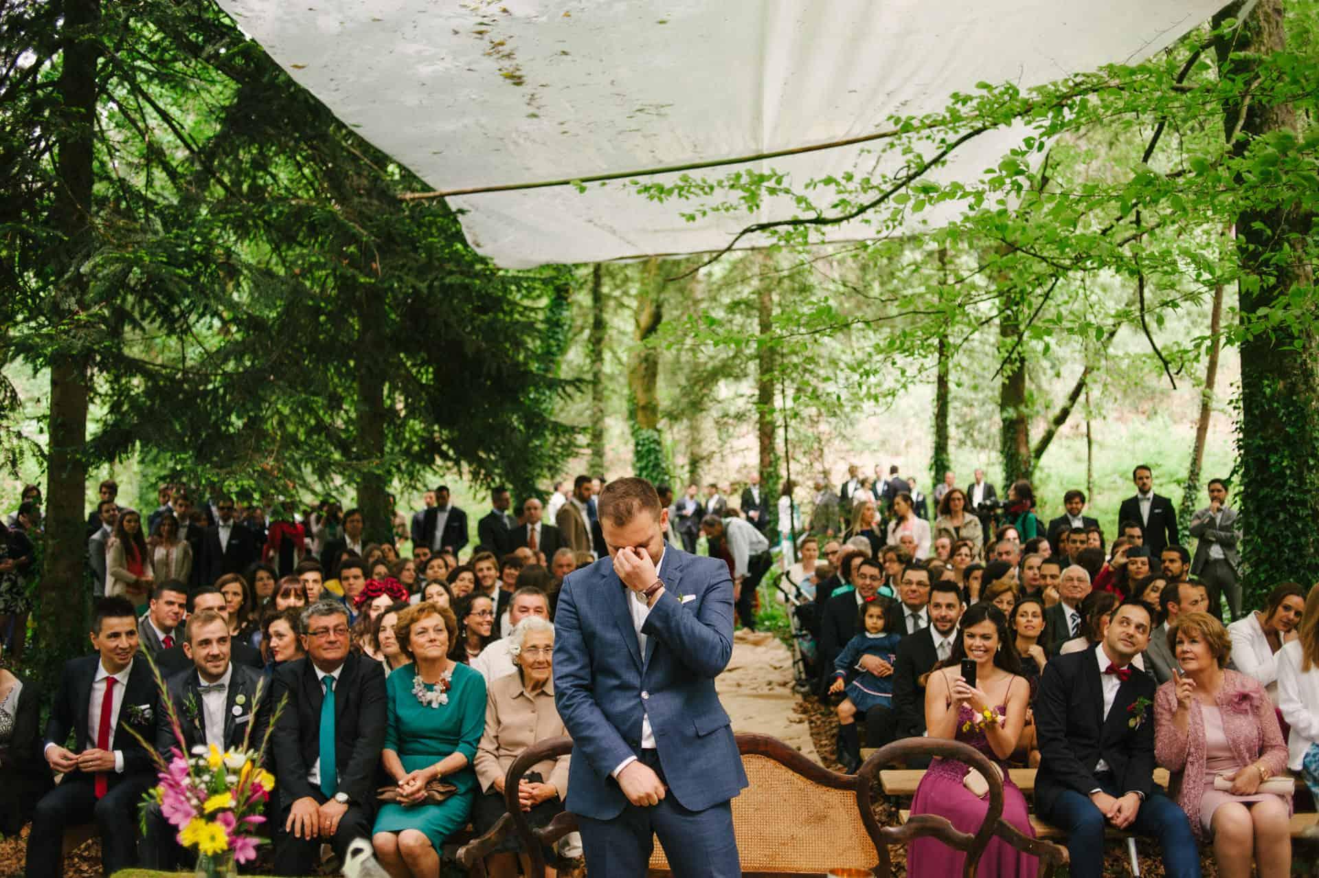 Planear um casamento ao ar livre