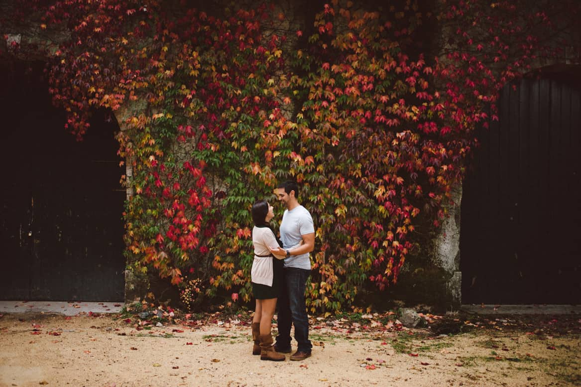 Anabela and Daniel's maternity session Bussaco 017
