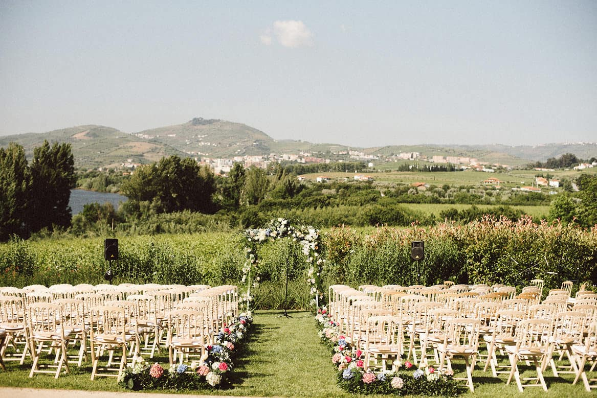 Wedding at Six Senses Douro Valley