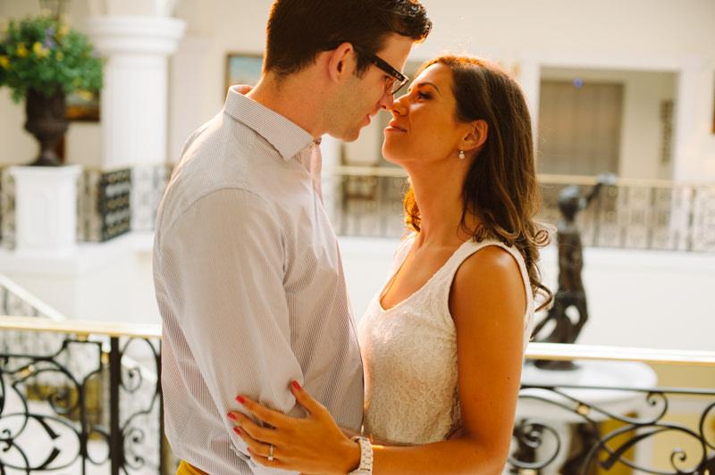 Fotógrafo de casamento Porto - retrato no Hotel Yeatman