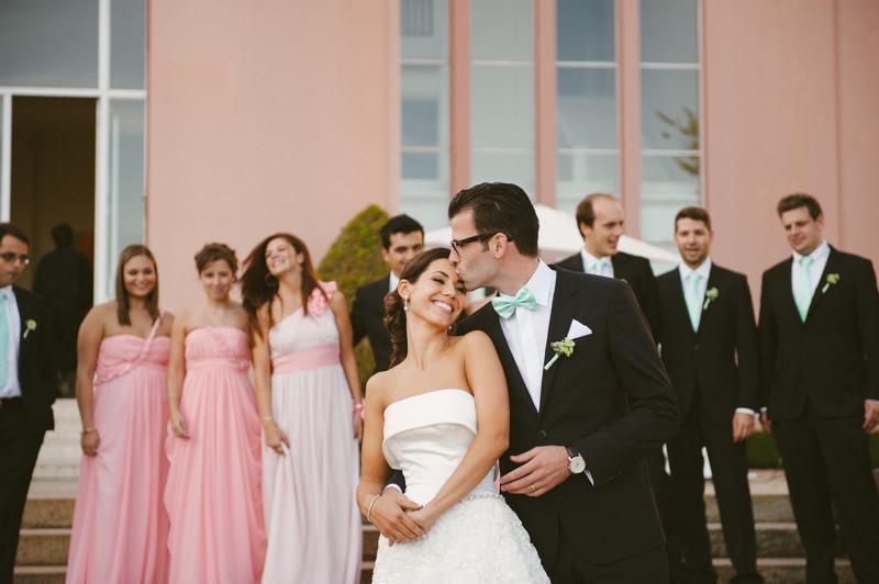Wedding in Portugal - Sofia and Nuno in Serralves 081
