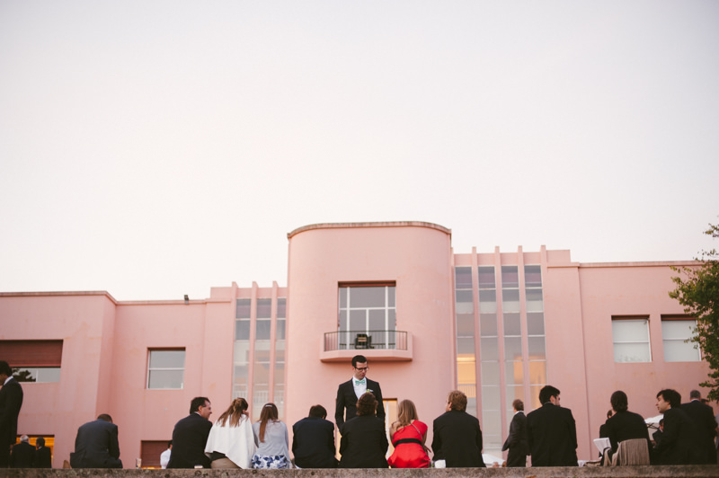 Wedding in Portugal - Sofia and Nuno in Serralves 103