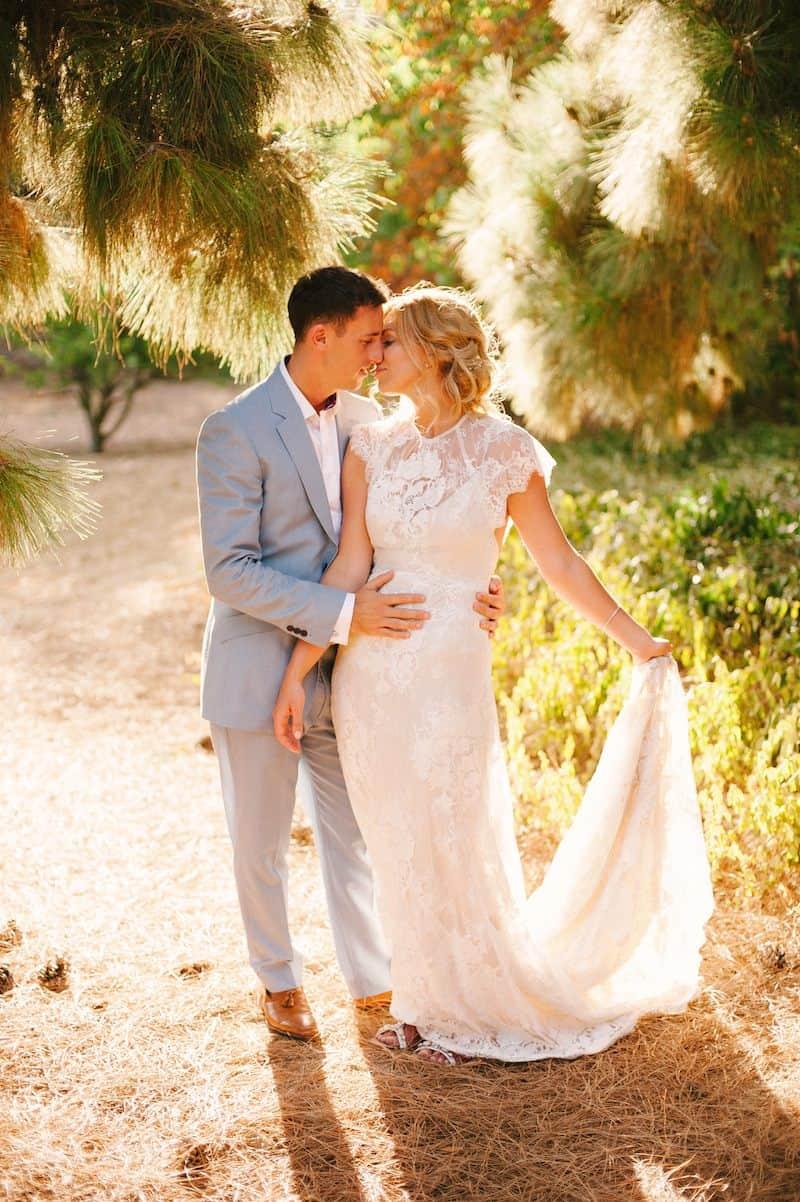 Jess and Mark destination wedding in Algarve