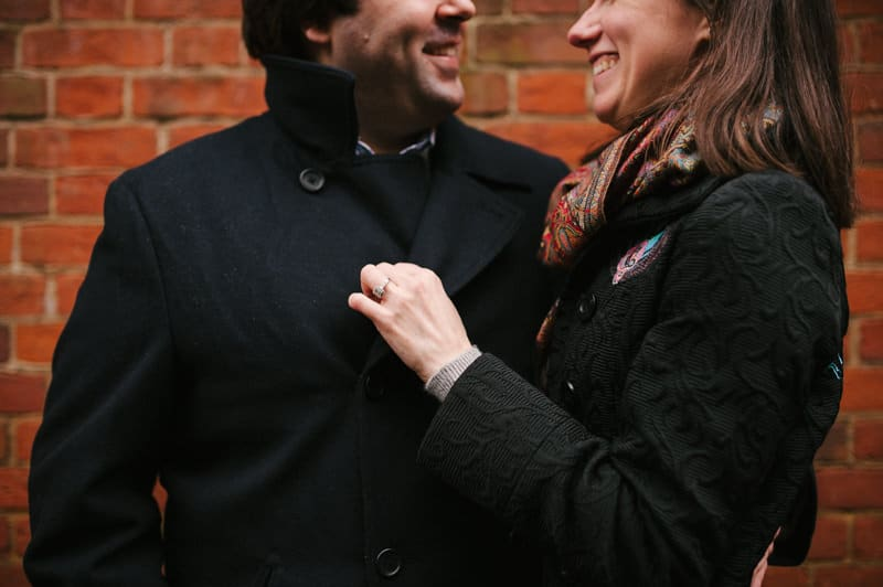 097 Mariana & Roger engagement photographer London