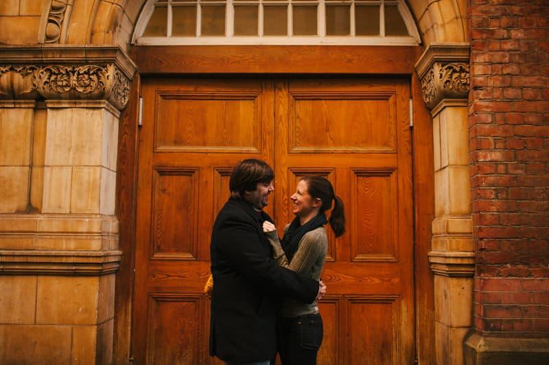 166 Mariana & Roger engagement photographer London