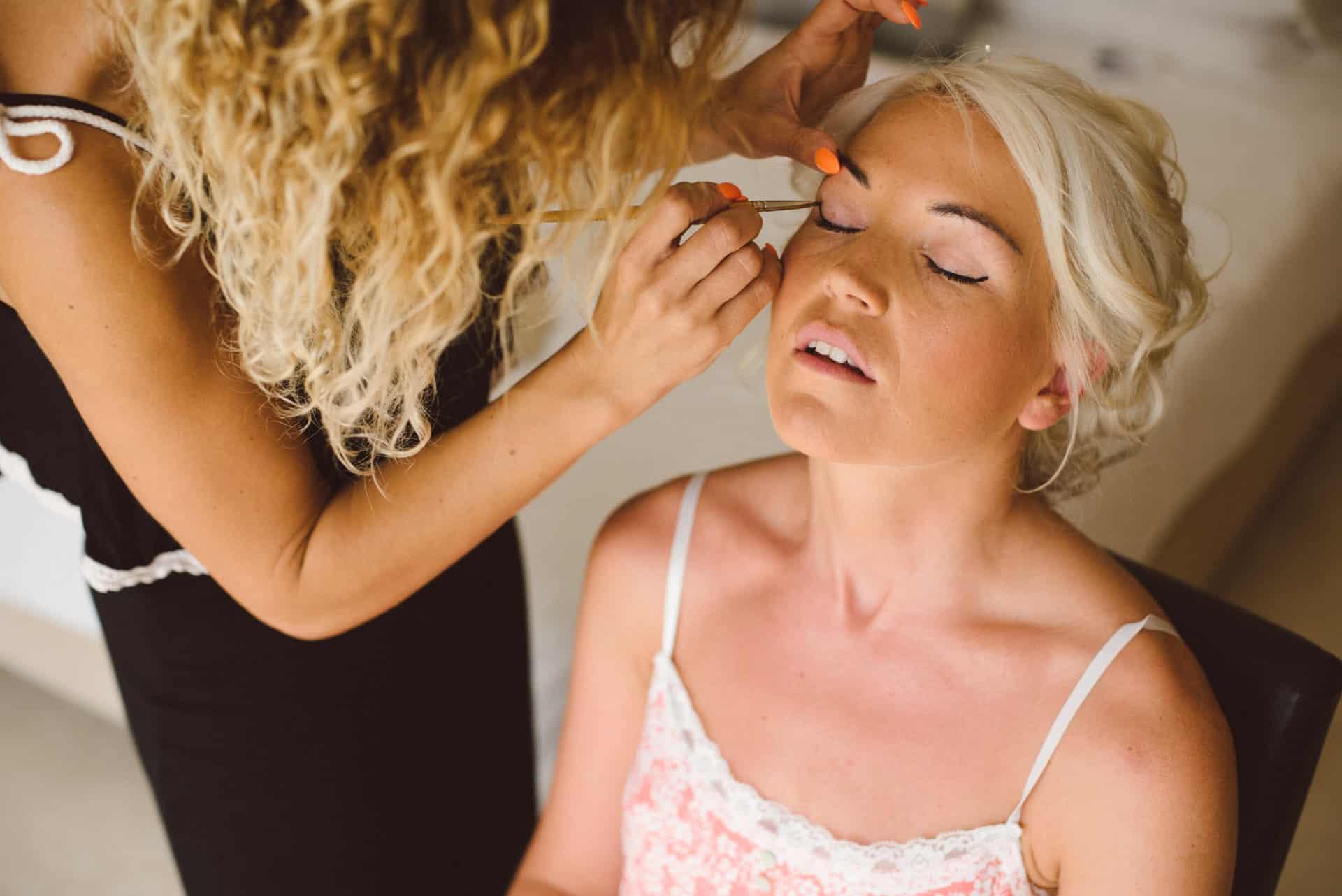 Marisa Francisco makeup
