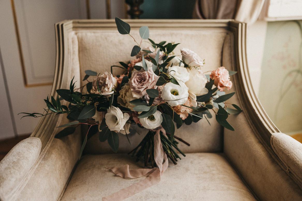 wedding bouquet by Decorelle