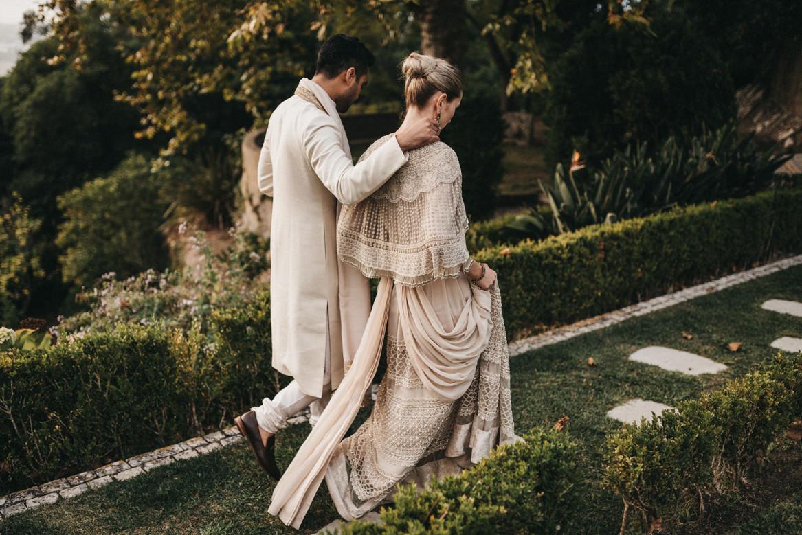 Tivoli Seteais wedding portraits
