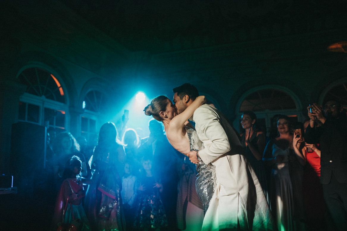 Casa dos Penedos first dance