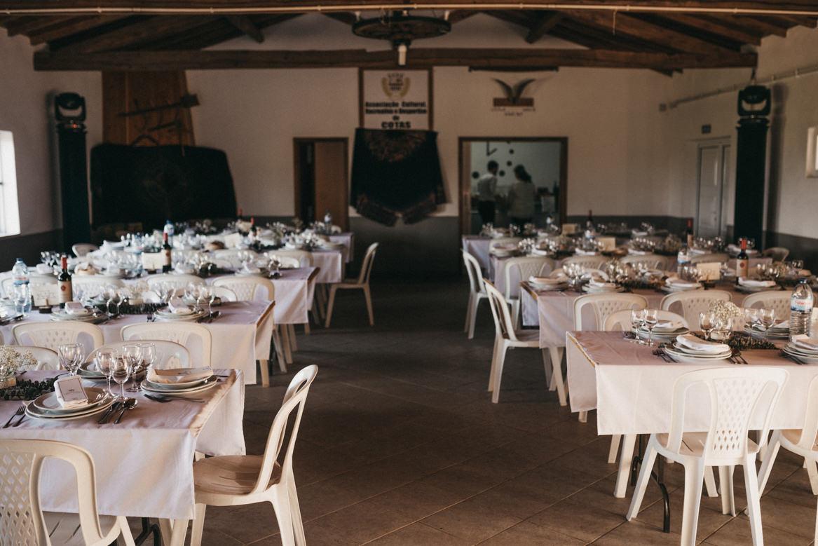 Rustic wedding in Portugal